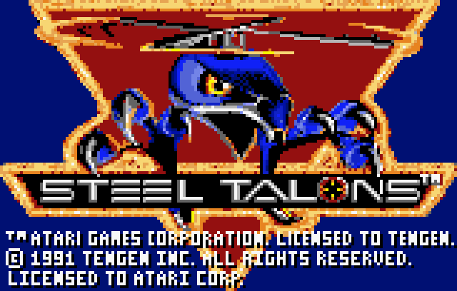 Steel Talons - Screenshot
