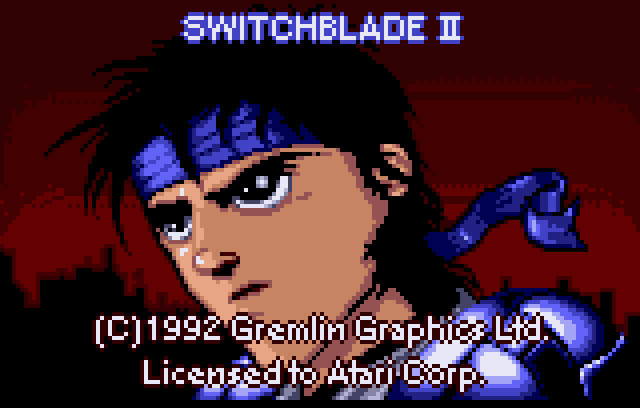 Switchblade II - Screenshot