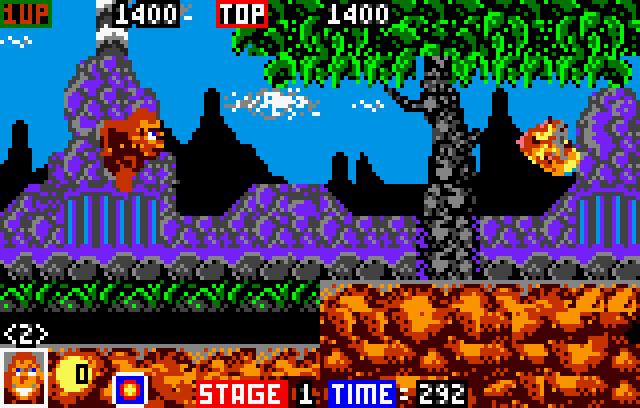 Toki - Screenshot