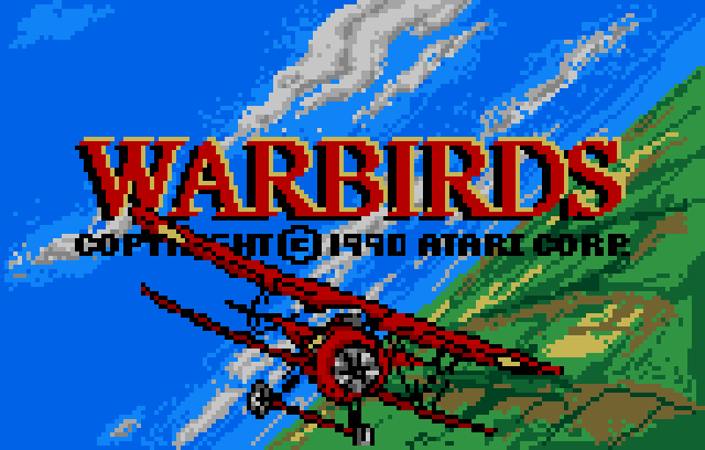 Warbirds - Screenshot