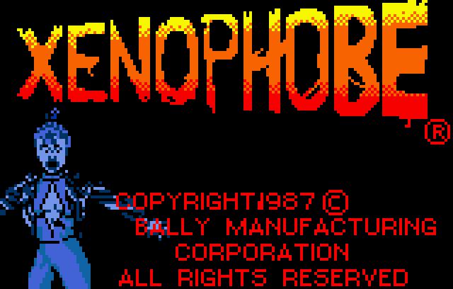 Xenophobe - Screenshot