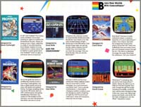 Page 3, Activision Decathlon, The, Beamrider, Frostbite, Robot Tank