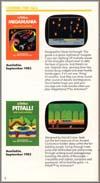 Page 4, Megamania, Pitfall!