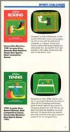 Page 9, Boxing, Tennis