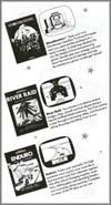 Page 2, Enduro, Ghostbusters, River Raid
