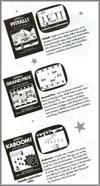 Page 4, Grand Prix, Kaboom!, Pitfall!