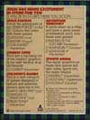 Page 6, Berzerk, Combat Two, Defender, Demons to Diamonds, Frog Pond, Math Gran Prix, Raiders of the Lost Ark, RealSports Baseball, RealSports Football, RealSports Volleyball, Star Raiders