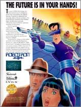Page 29, Robotron: 2084