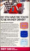 Page 4, Indy 500