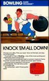 Page 13, Bowling