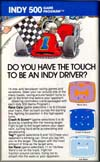 Page 44, Indy 500