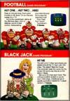Page 28, Blackjack, Football