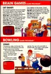 Page 29, Bowling, Brain Games