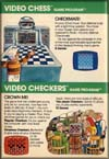 Page 16, Video Checkers, Video Chess