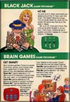 Page 22, Blackjack, Brain Games