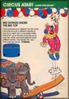 Page 23, Circus Atari