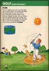 Page 29, Golf