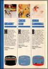 Page 12, Breakout, Circus Atari, Human Cannonball