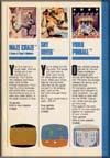 Page 13, Maze Craze, Sky Diver, Video Pinball