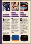 Page 20, Asteroids, Missile Command, Space Invaders