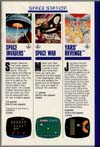 Page 23, Space Invaders, Space War, Yars' Revenge