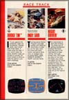 Page 28, Dodge 'Em, Indy 500, Night Driver, Slot Racers