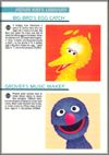 Page 40, Big Bird's Egg Catch, Grover's Music Maker