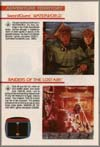 Page 20, Raiders of the Lost Ark, Swordquest: Waterworld