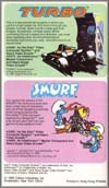Page 6, Smurfs: Rescue in Gargamel's Castle, Turbo
