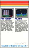 Page 5, Atlantis, Fire Fighter