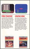 Page 5, Cosmic Ark, Fire Fighter