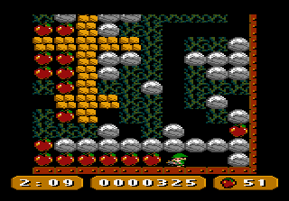 Atari 7800 eXpansion Module (XM) AppleSnaffle_Shot_2