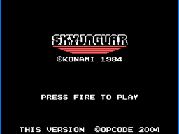 Sky Jaguar Screenshot