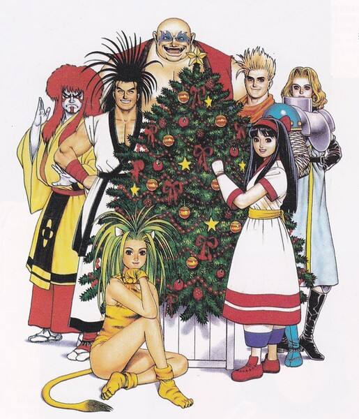 Image result for Neo-Geo Merry Christmas