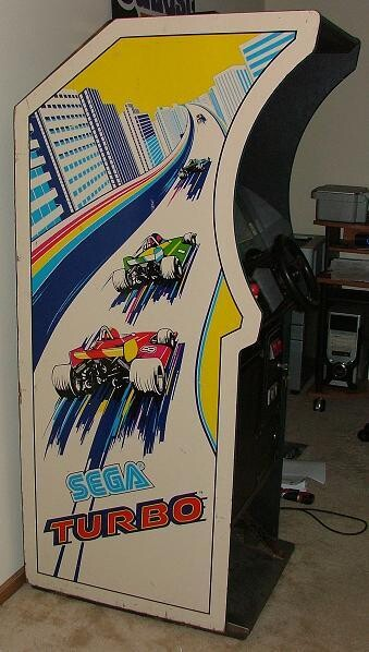 Help with Sega Turbo - Arcade and Pinball - AtariAge Forums