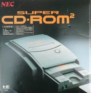 PC Engine Super CD-ROM attachment question - Classic Gaming