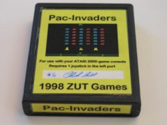 Pac-Invaders