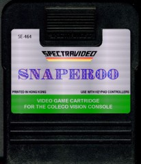 Snaperoo (ColecoVision)