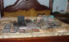 nuon ps2 and some other stuff