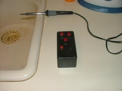remote for my atari project.