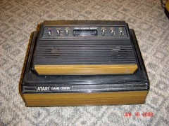 Light Sixer and Atari Game Center