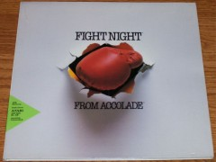 Fight Night (Complete) Front Cover