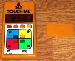Atari Touch Me (Front)