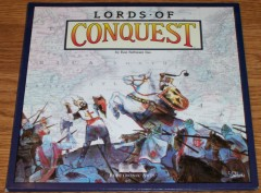 Lords of Conquest (Complete) Front Cover