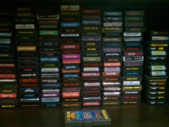 2600 and Colecovision Games
