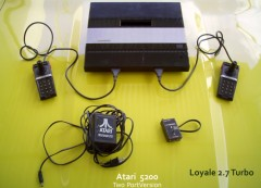My Atari 5200 (two Port Version)