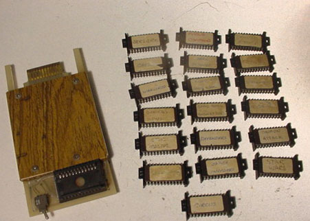 K, what the heck is this?  eeprom swapable cartridge loader?