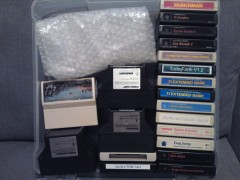 Texas Instruments utilities and languages, third-party carts, Turbo Forth, and miscellaneous