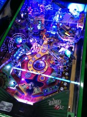 "new pinball title ""Wizzard of Oz"" this is an amazing game!"
