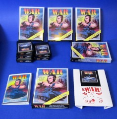 WAR Homebrew for Colecovision (c) 2014 Gerry Brophy